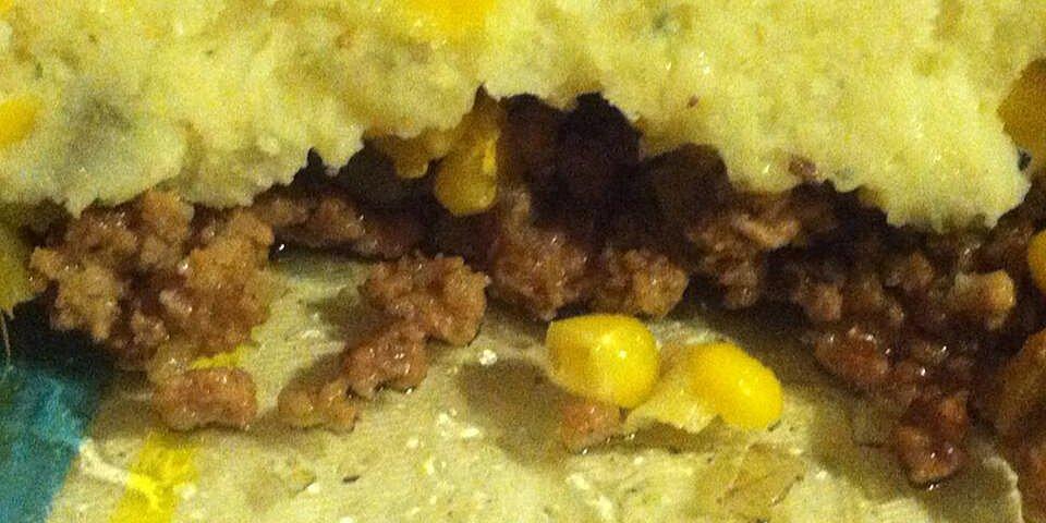 ground beef shepherds pie recipe
