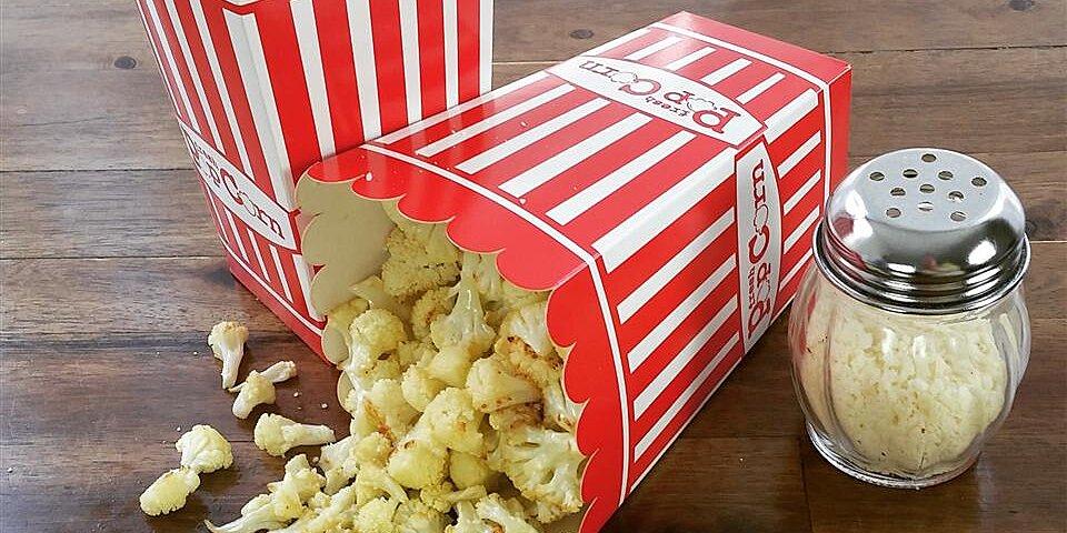 cauliflower popcorn recipe
