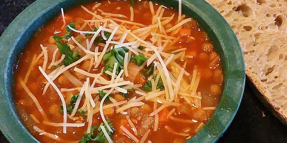 hungarian lentil soup recipe