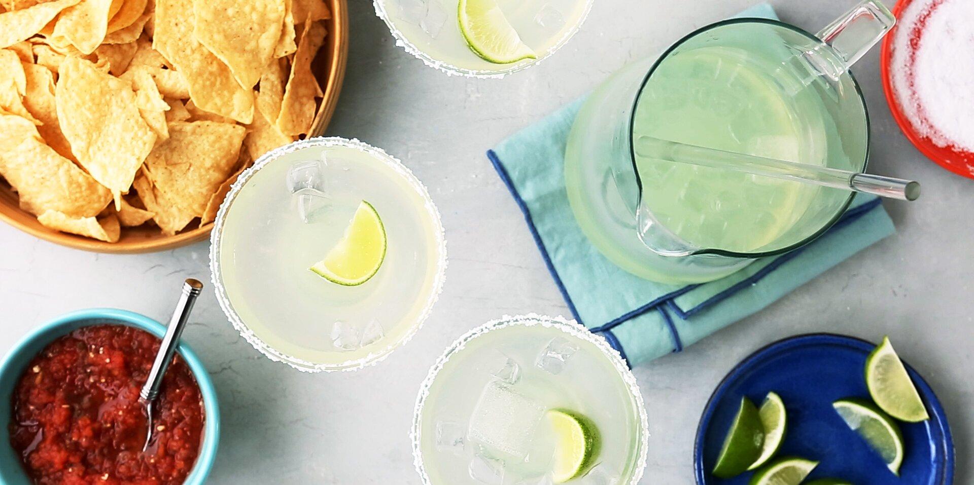 pitcher perfect margaritas recipe
