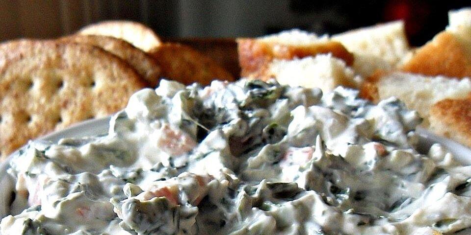 best spinach dip ever recipe