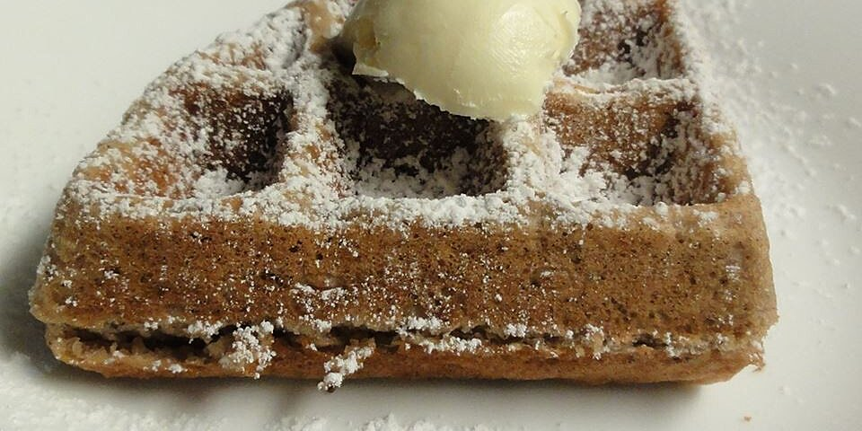 carols cinnamon waffles recipe