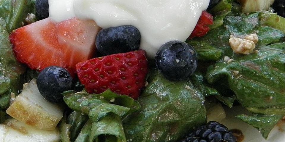 green salad plus recipe