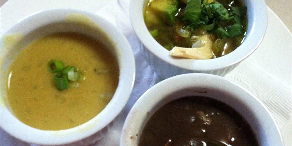 moroccan potato bean soup recipe