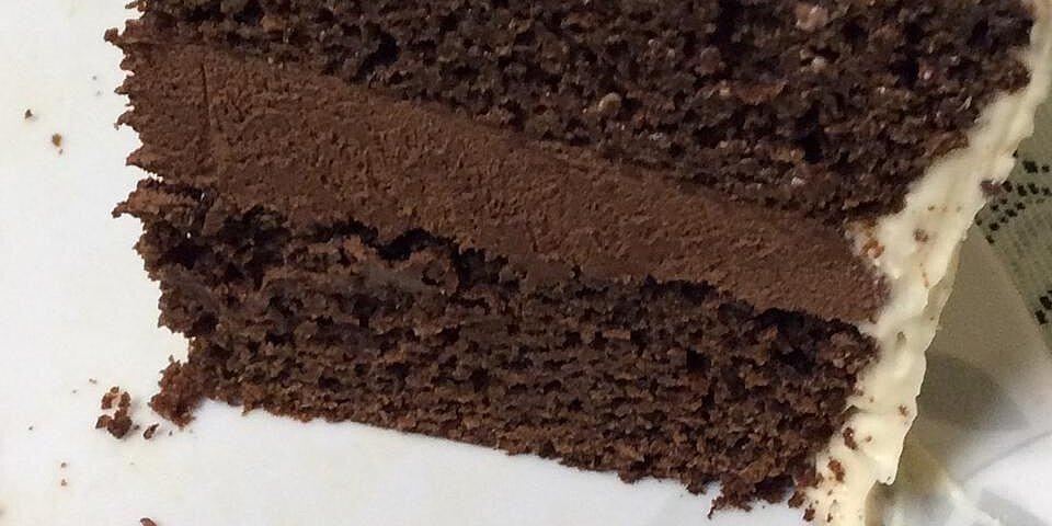 high altitude chocolate cake recipe
