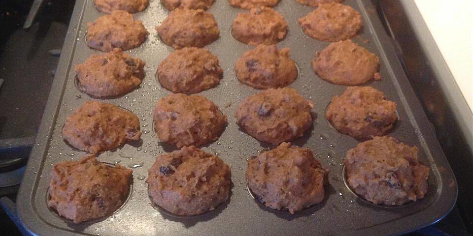 healthier deep dark old recipe bran muffins recipe