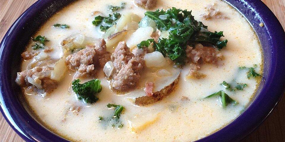 quick super delicious zuppa toscana recipe