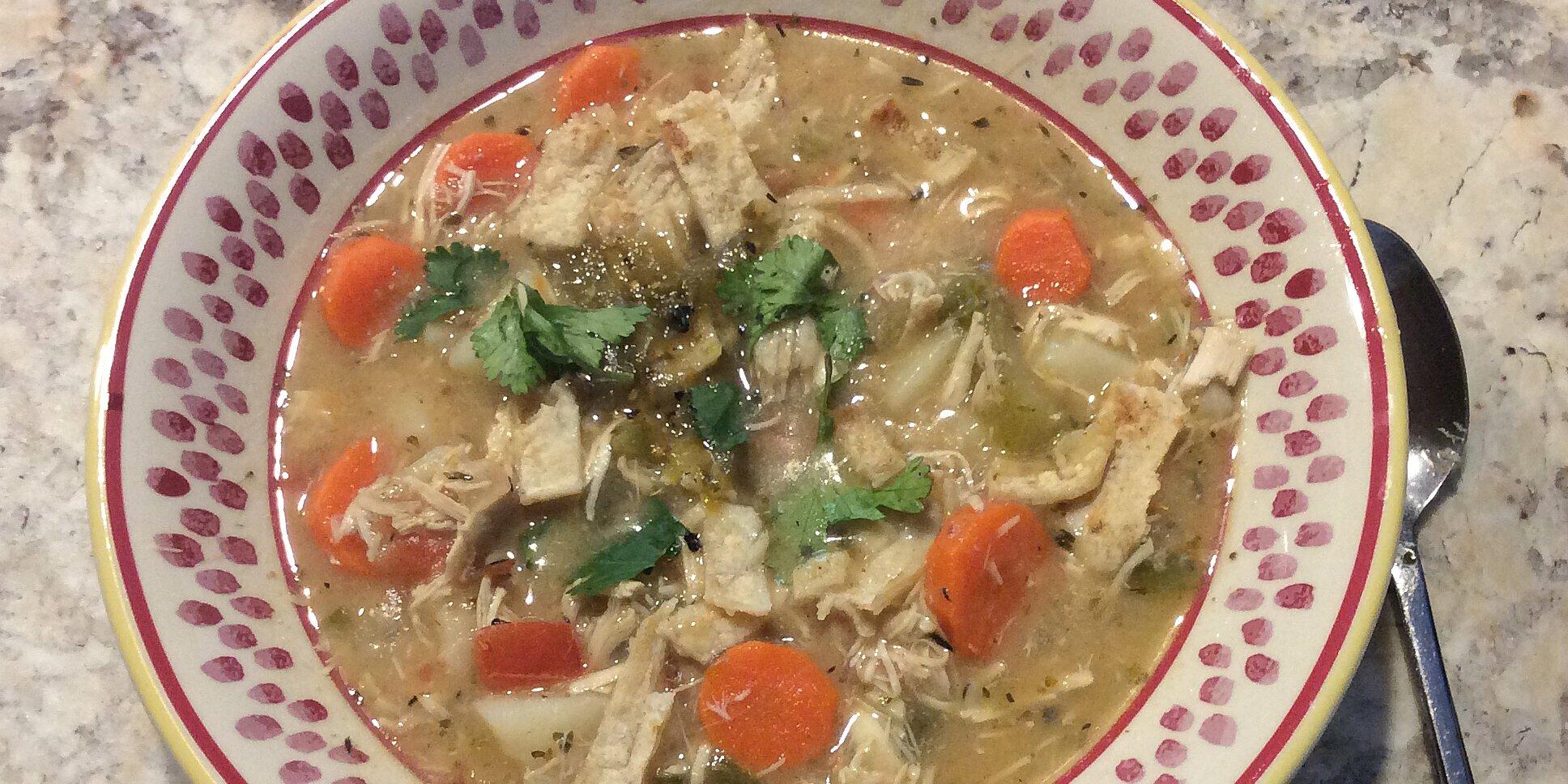 green chile chicken stew recipe
