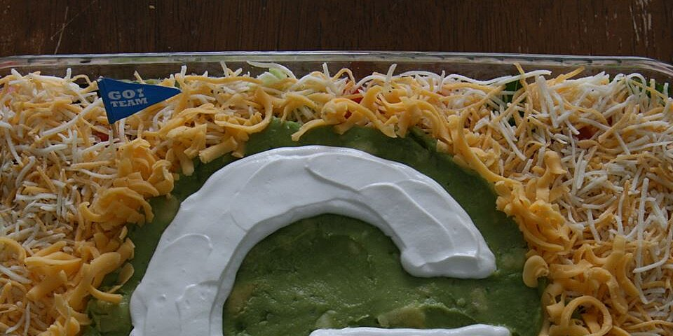 seven layer dip made easy recipe