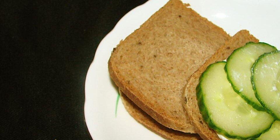 party cucumber sandwiches recipe