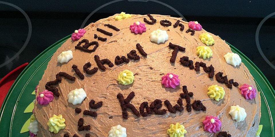 yost chocolate cake recipe