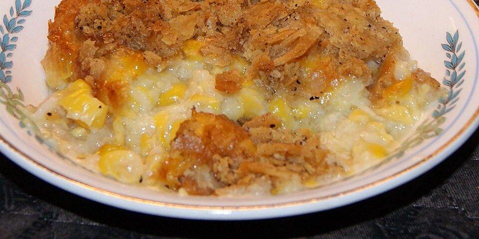 old fashioned scalloped corn recipe