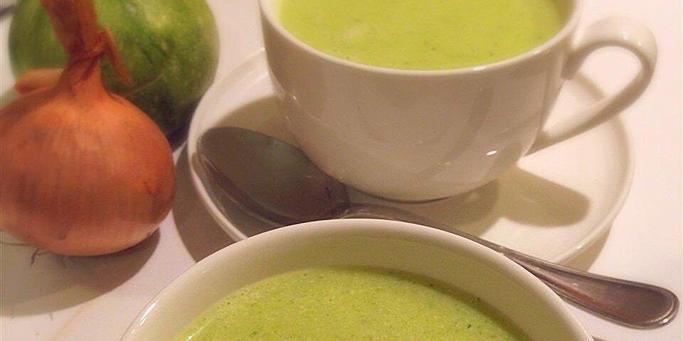 moms zucchini soup recipe
