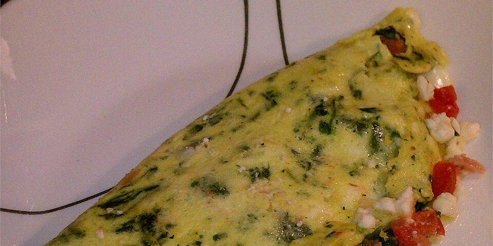 my big fat greek omelet recipe
