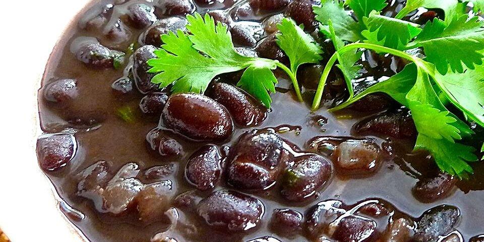 best black beans recipe