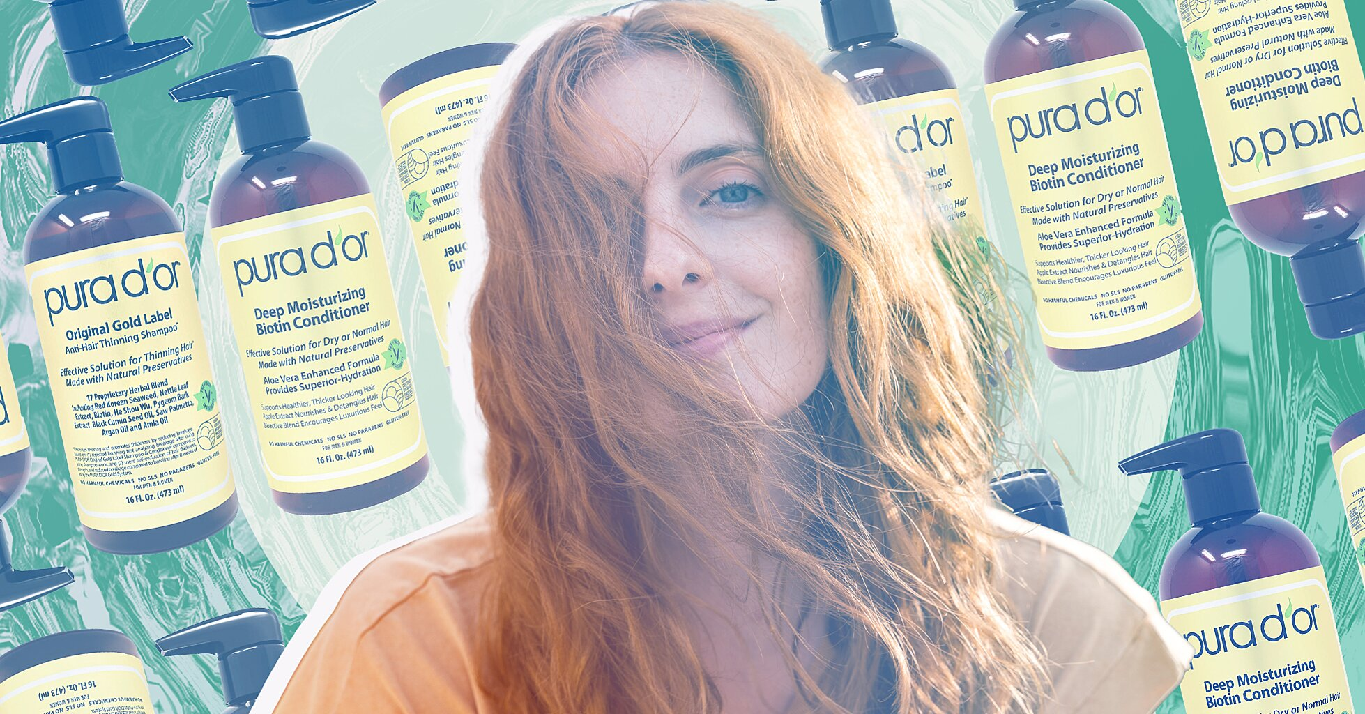 Nearly 10,000 People Swear by This Anti-Thinning Shampoo and Conditioner for Their Healthiest, Fullest Hair Ever—and It's 33% Off