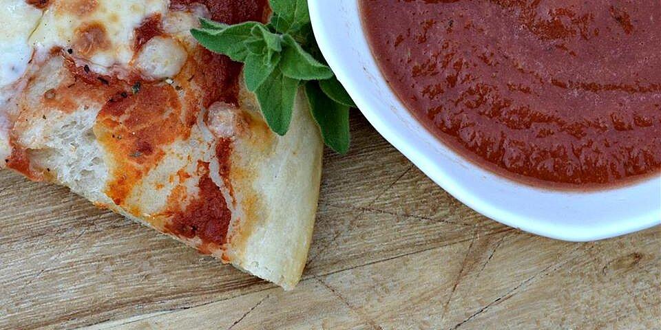 joyces simple pizza sauce recipe