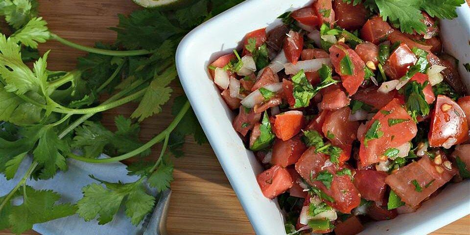 secret salsa recipe