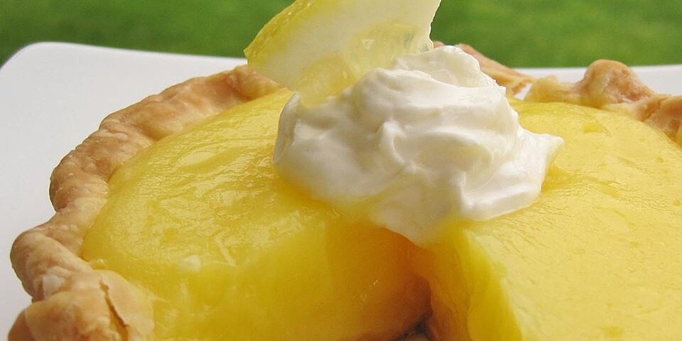 lemon butter tarts recipe