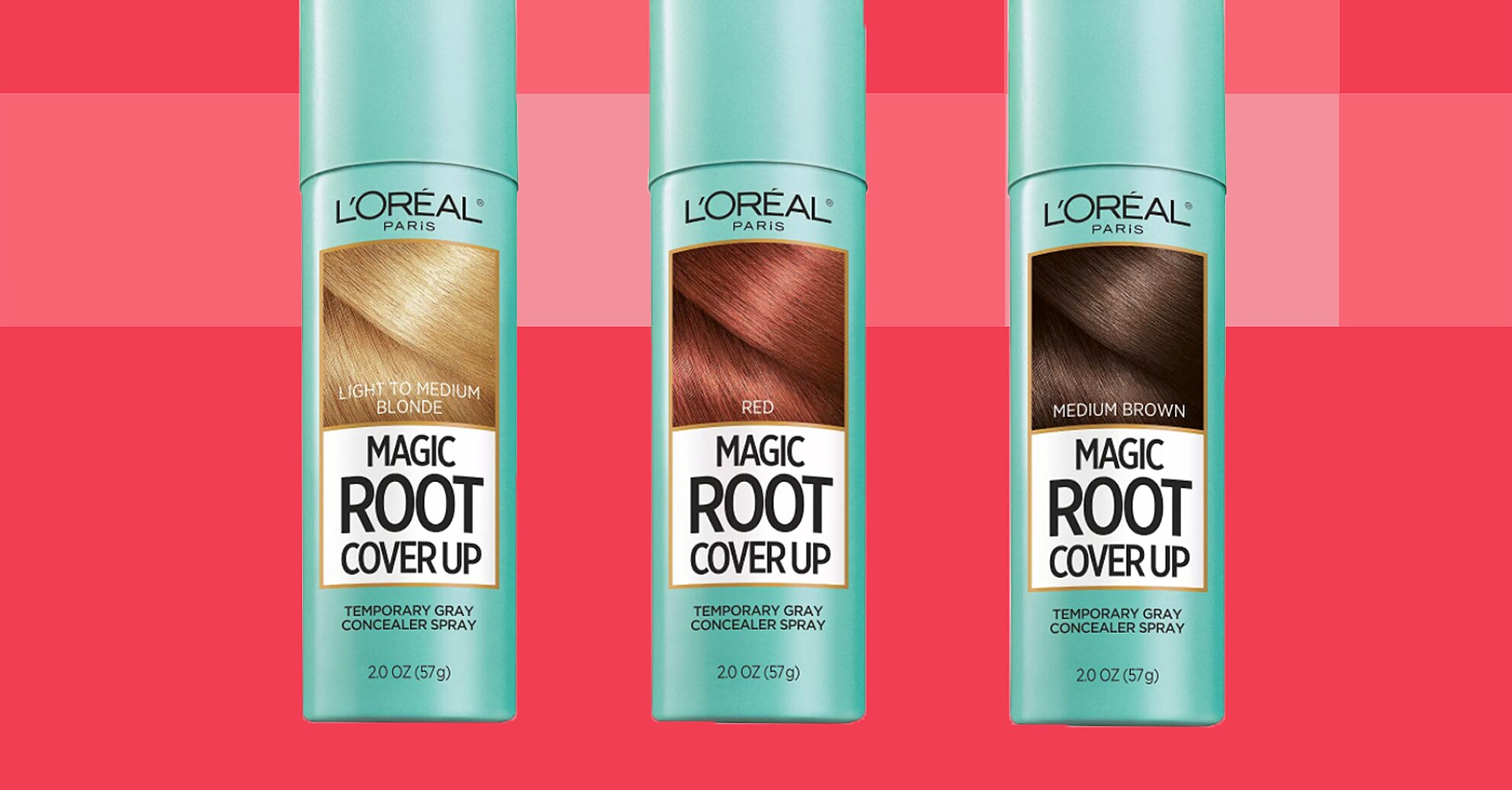 Shoppers Love This Affordable Root Touch-Up Spray for a Temporary Color Fix