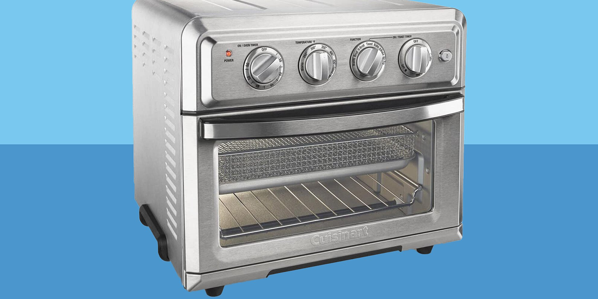 this air fryer toaster oven topped our best list mdash and its on