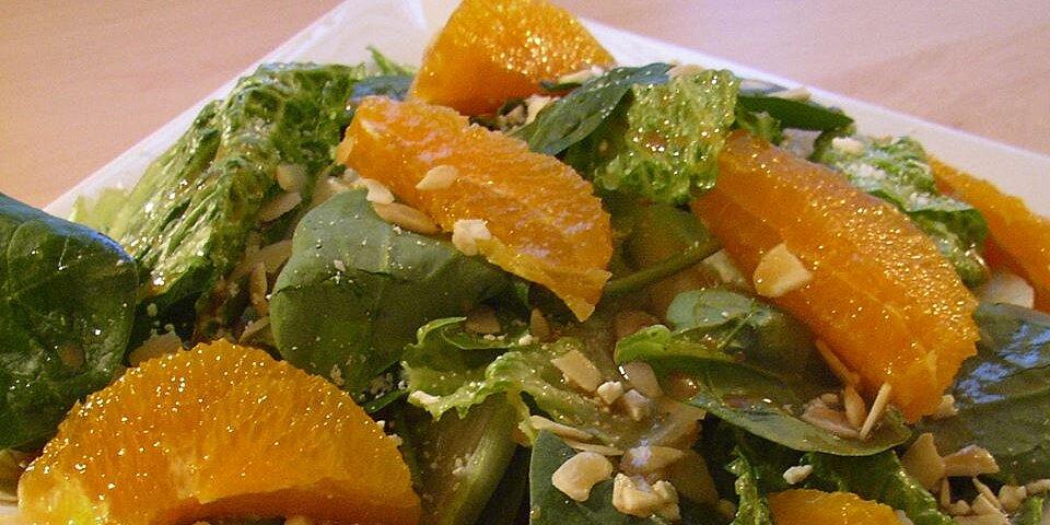 orange vinaigrette recipe