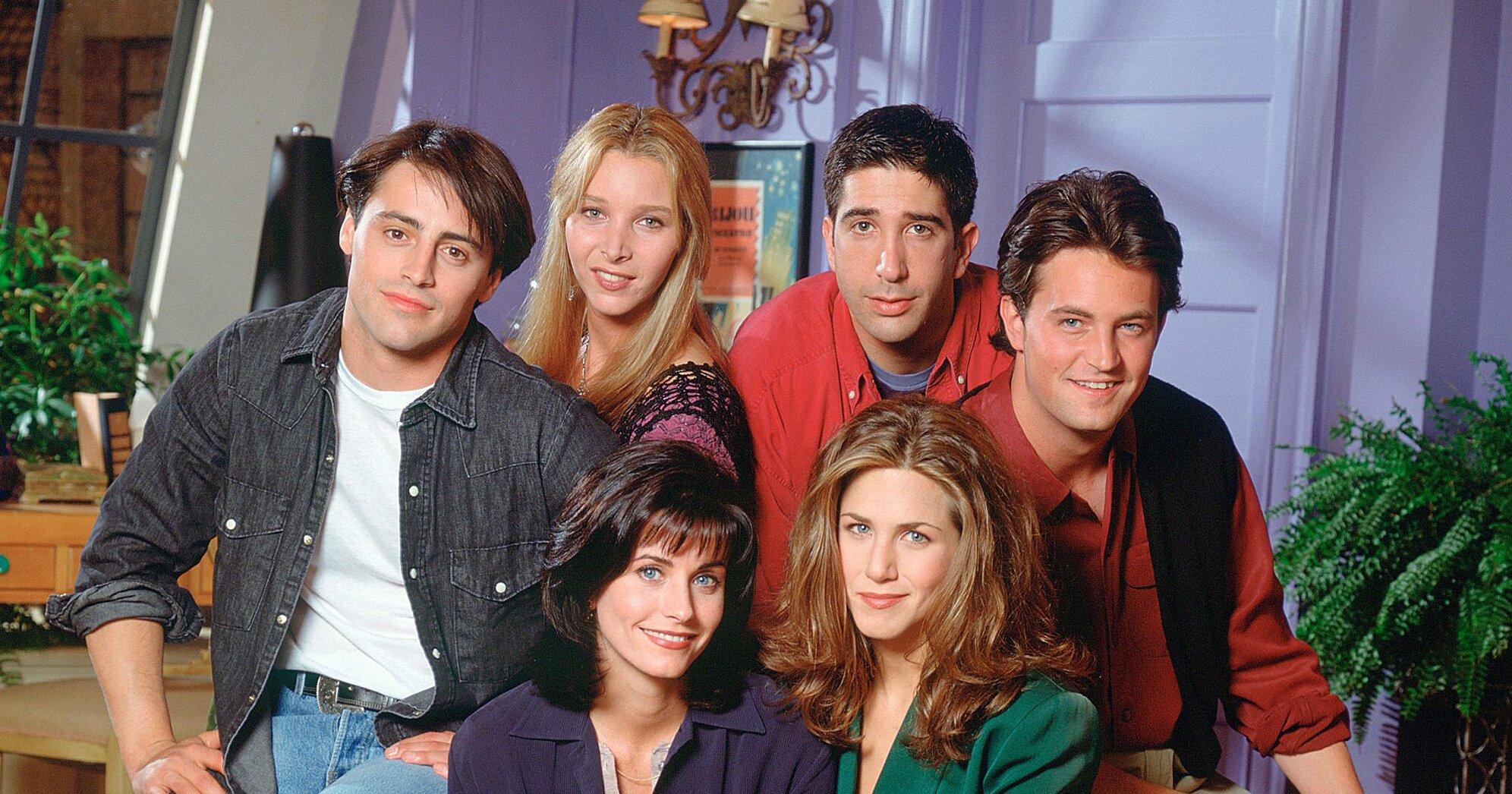 Friends 25th Anniversary - Cover
