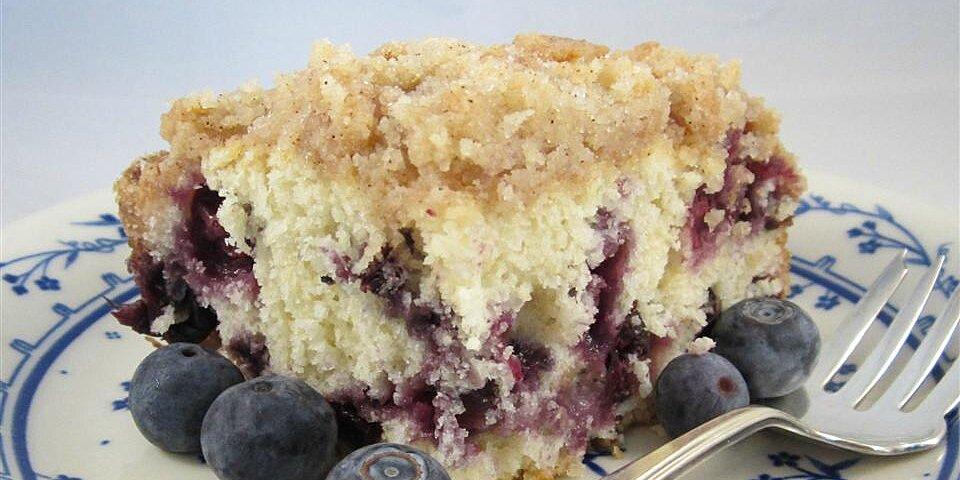 grandmas blueberry buckle recipe