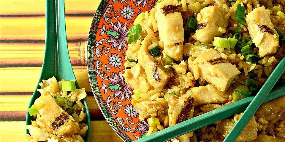 hibachi style fried rice recipe