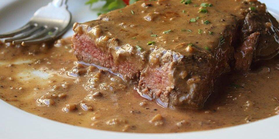 chef johns steak diane recipe