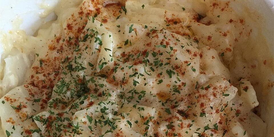 microwave scalloped potatoes recipe