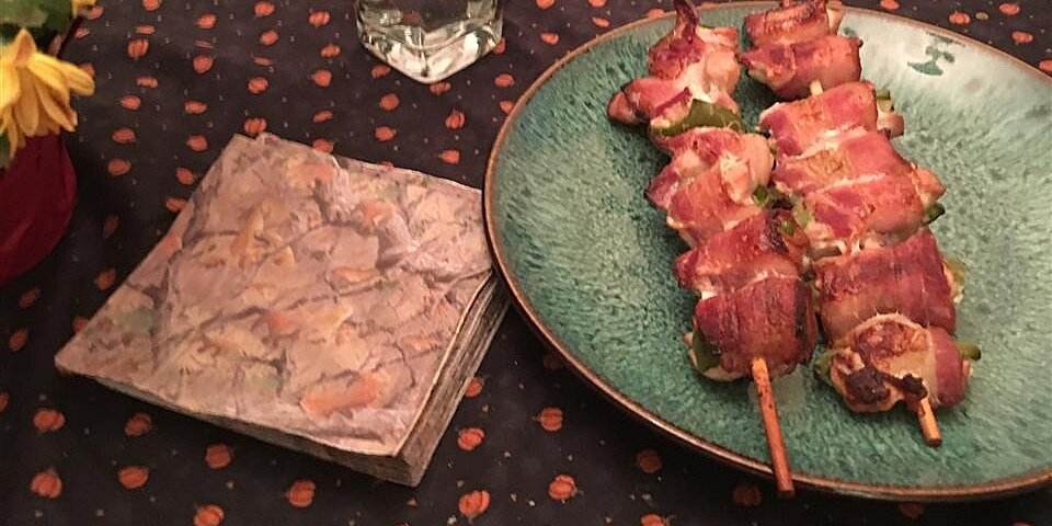 grilled pheasant poppers recipe
