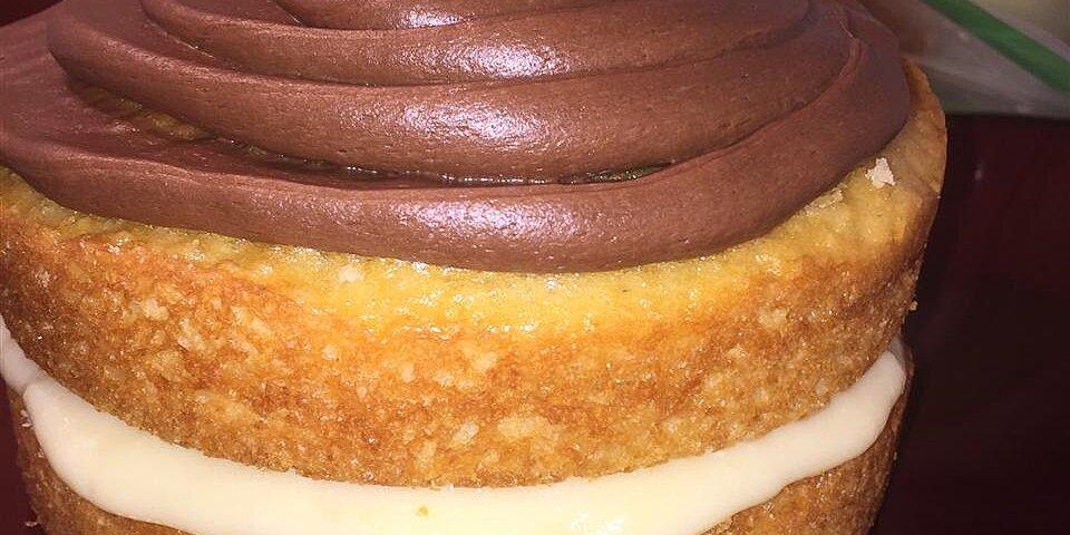 easy custard cake filling recipe
