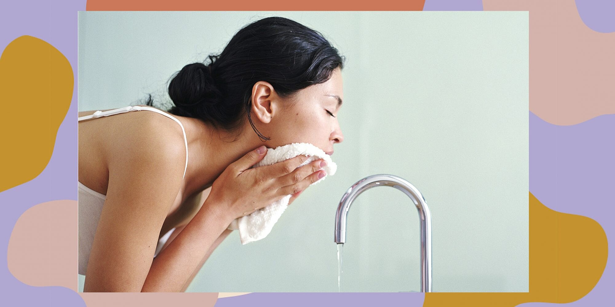 Wait, Can Cleansing Your Skin With Tap Water Cause Your Skin to Break Out?
