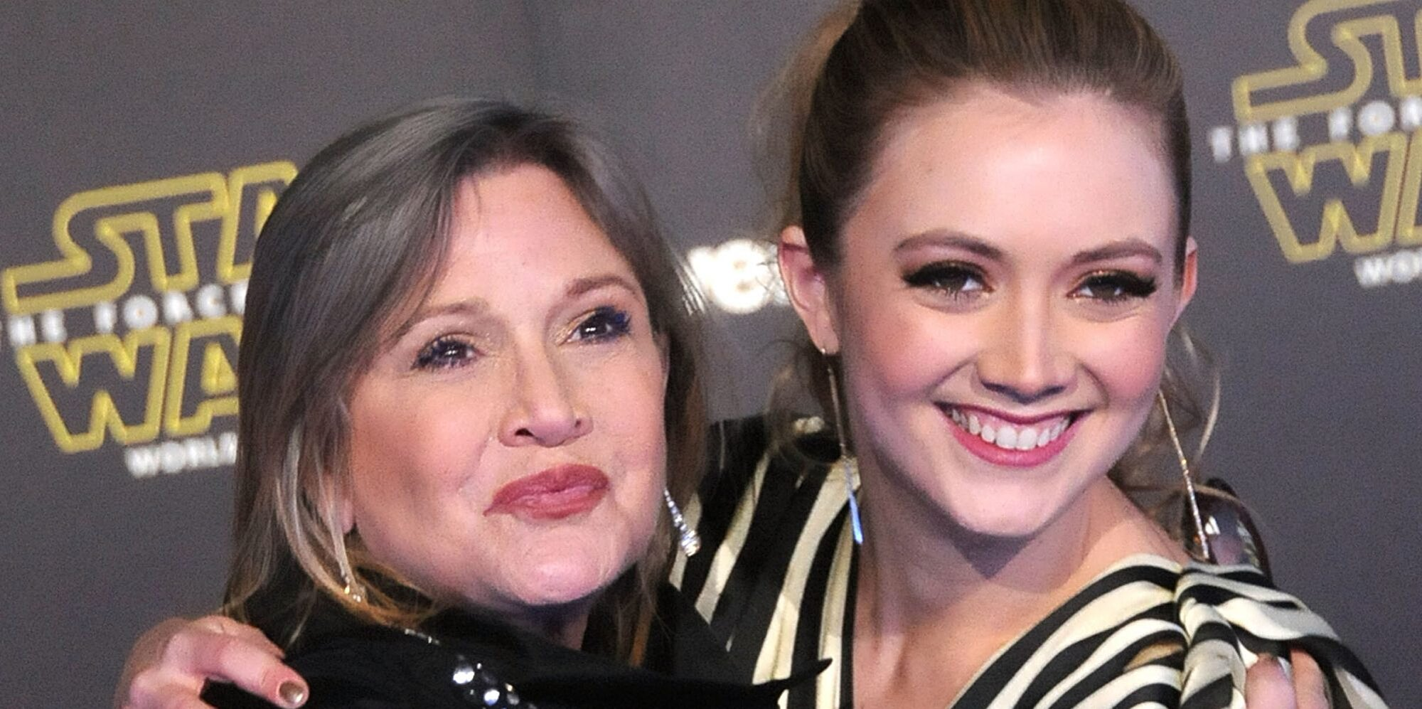 Billie Lourd's Son Dressed as Carrie Fisher to Watch 'Star Wars' Is Making Us Emotional