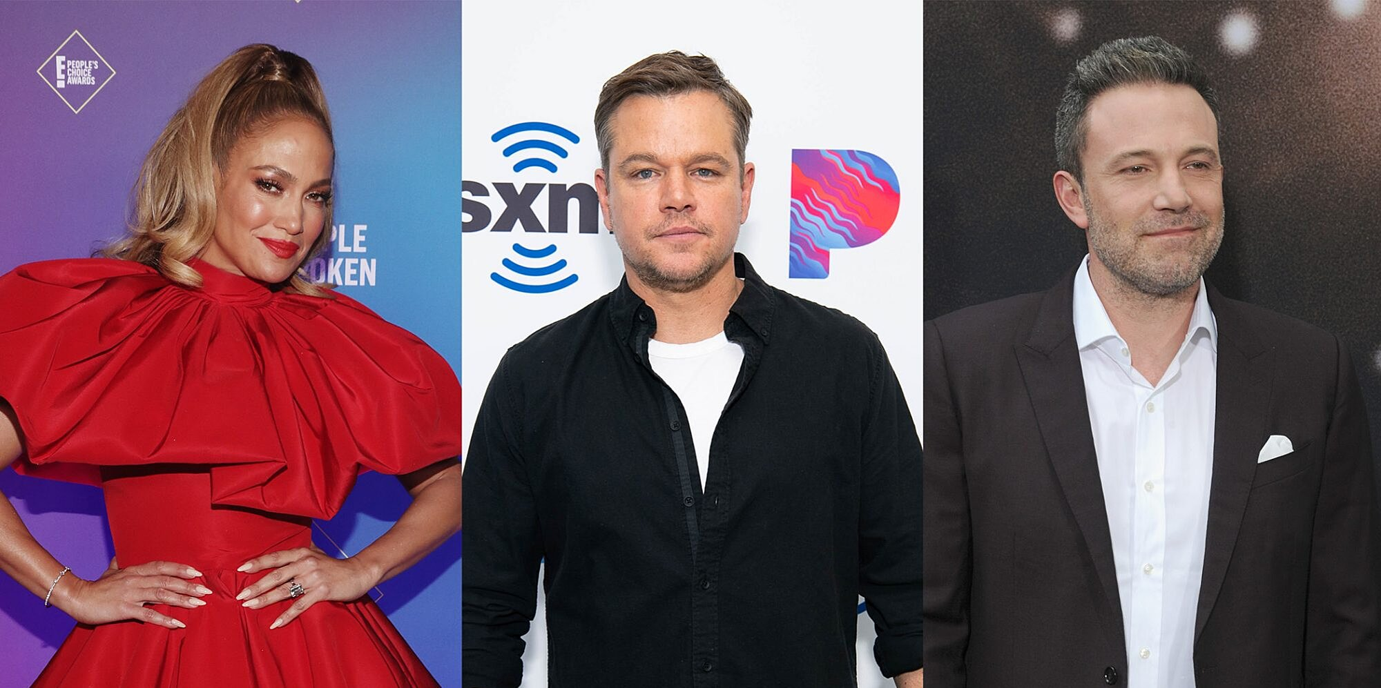 Matt Damon Is Definitely Rooting for a Ben Affleck and Jennifer Lopez Reunion