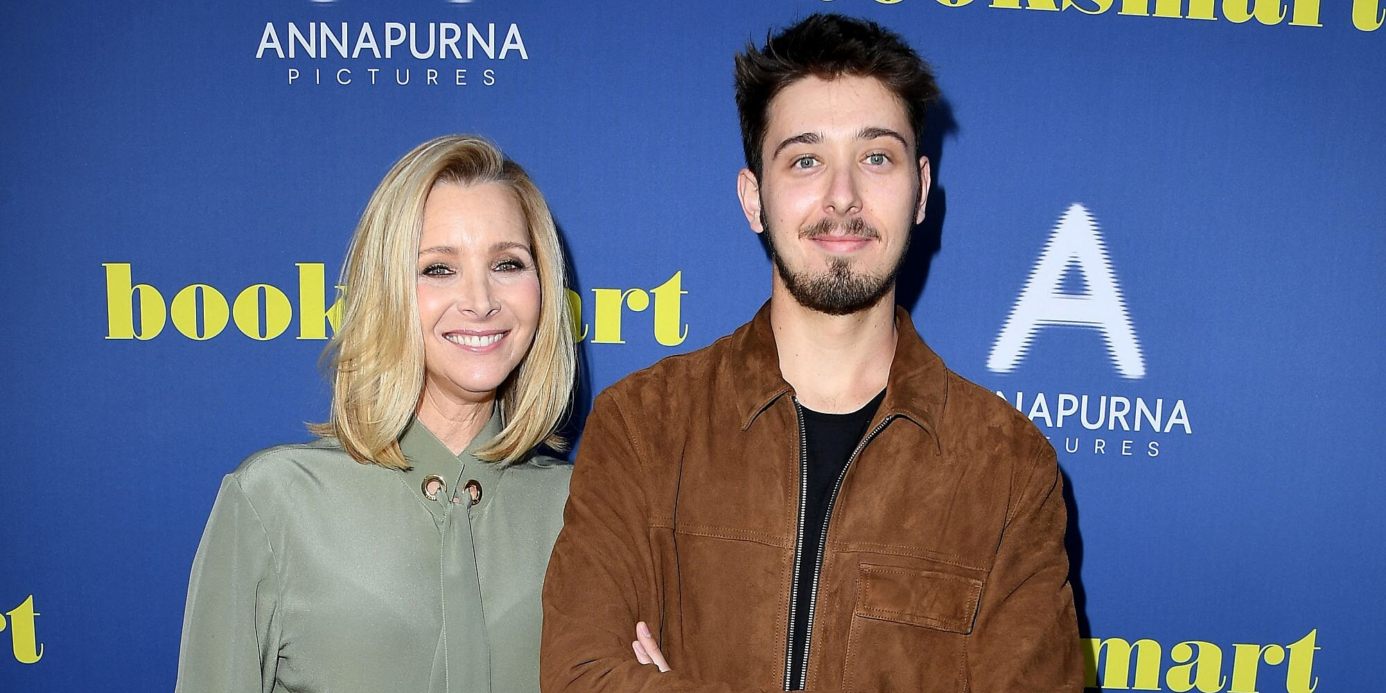 It Turns Out Lisa Kudrow's Son Loves Jennifer Aniston Just as Much as We Do
