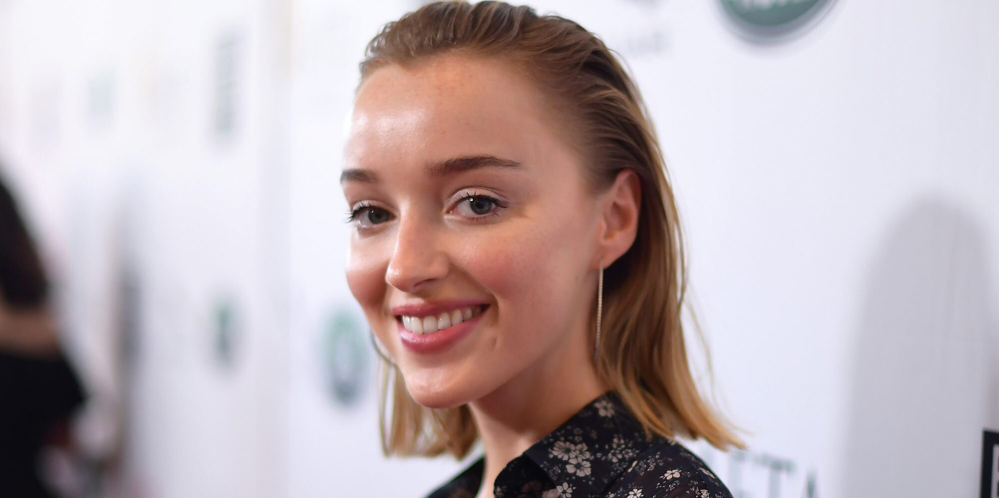 Phoebe Dynevor Got a Spicy New Haircut and Color, Plus Curtain Bangs, of Course