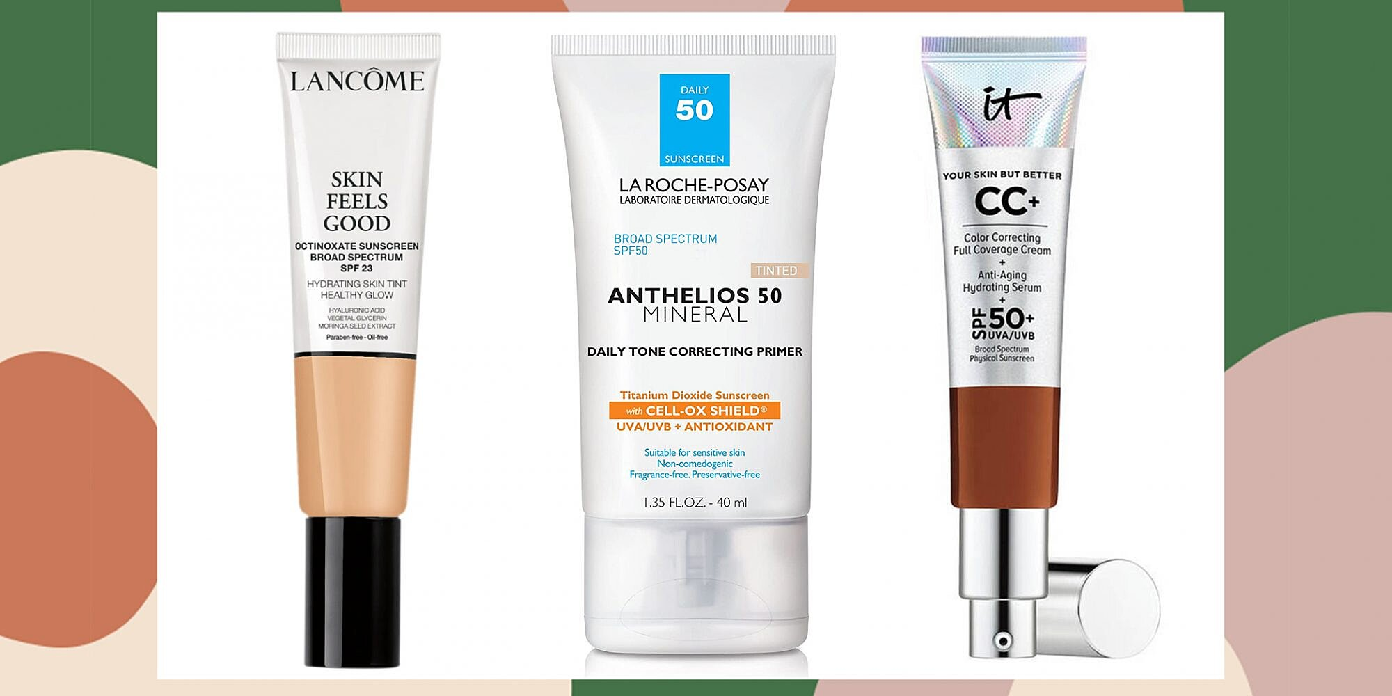 These 7 Tinted Moisturizers Will Give Your Skin the Healthiest Glow