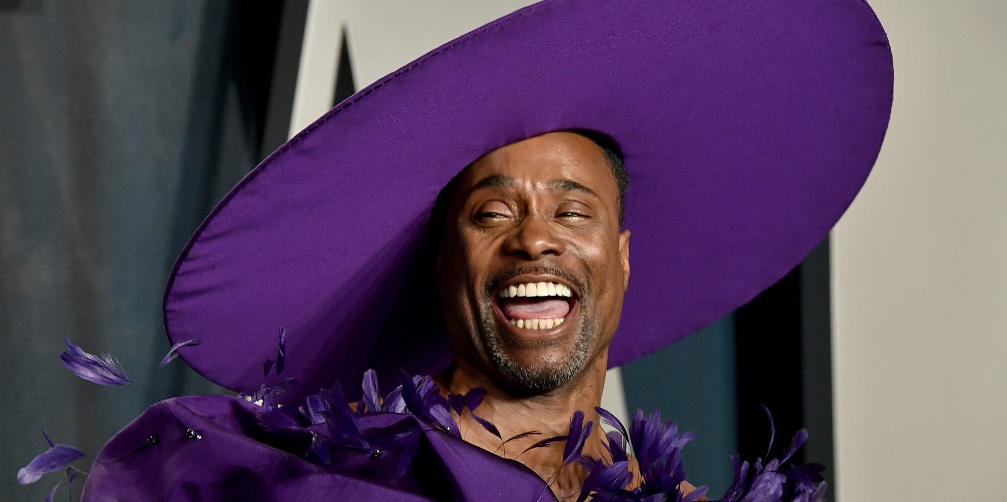 See Billy Porter's Genderless Fairy Godmother in the First 'Cinderella' Trailer