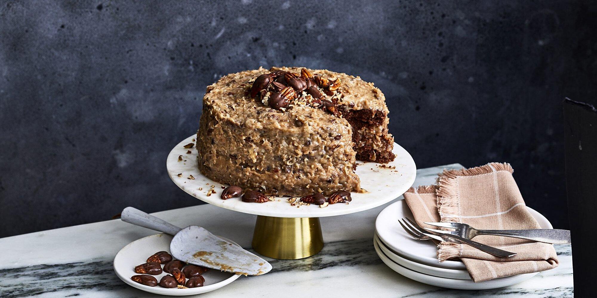 Original German Chocolate Cake Recipe