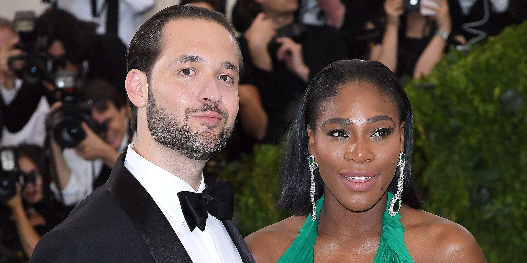 Alexis Ohanian Shares How Wife Serena Williams Helped Him Learn to Unplug: 'I Really Took This to Heart'
