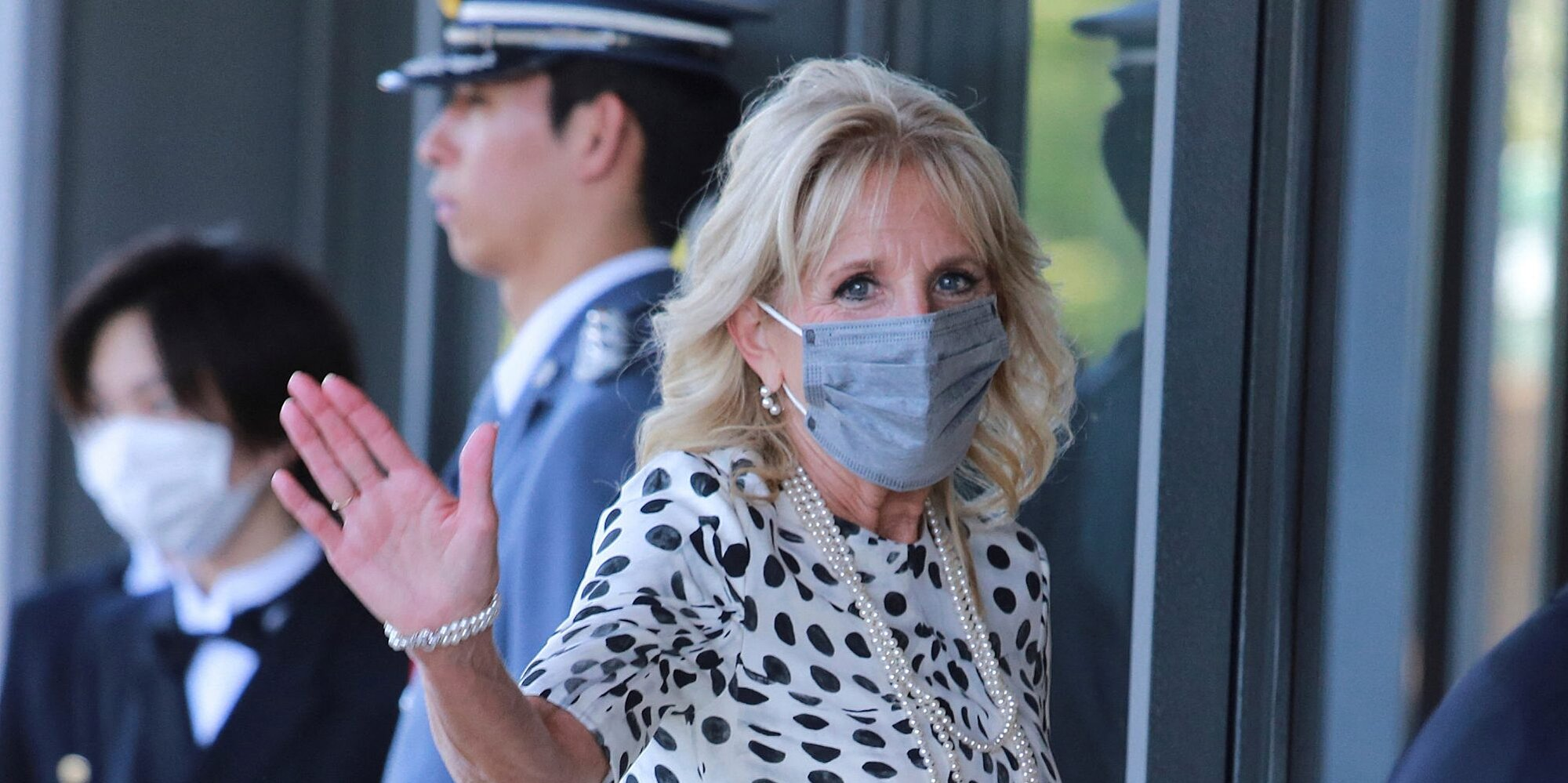 Jill Biden Meets with Emperor Naruhito and Zooms with Team USA Ahead of Tokyo Opening Ceremony.jpg