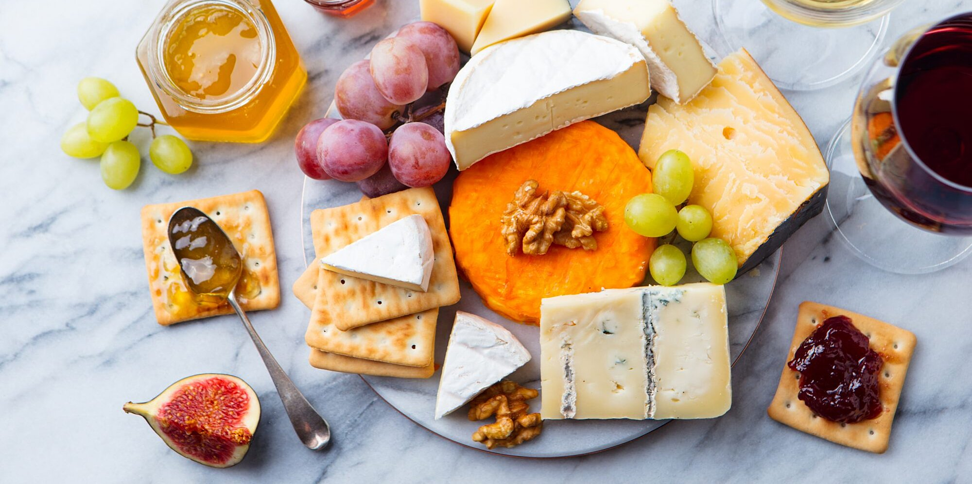 How To Make The Perfect Cheese Platter Or Cheese Board Real Simple