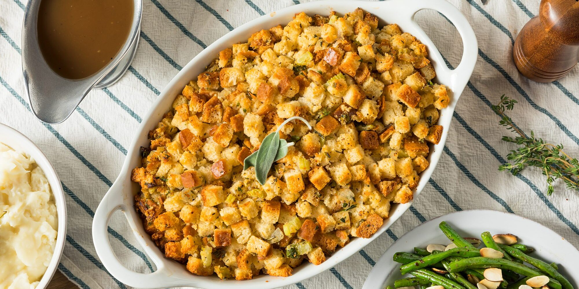 7 Show-Stopping Stuffing Recipes That Prove Why It's the Most Essential Thanksgiving Side