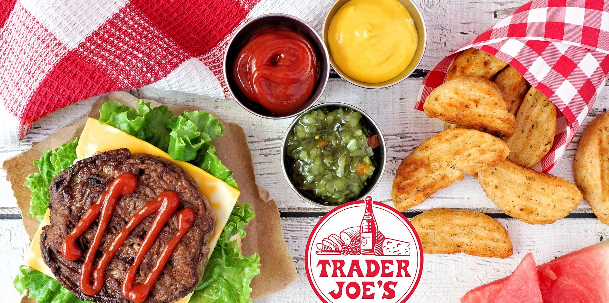 7 Trader Joe's Condiments That Should Be Grocery List Staples