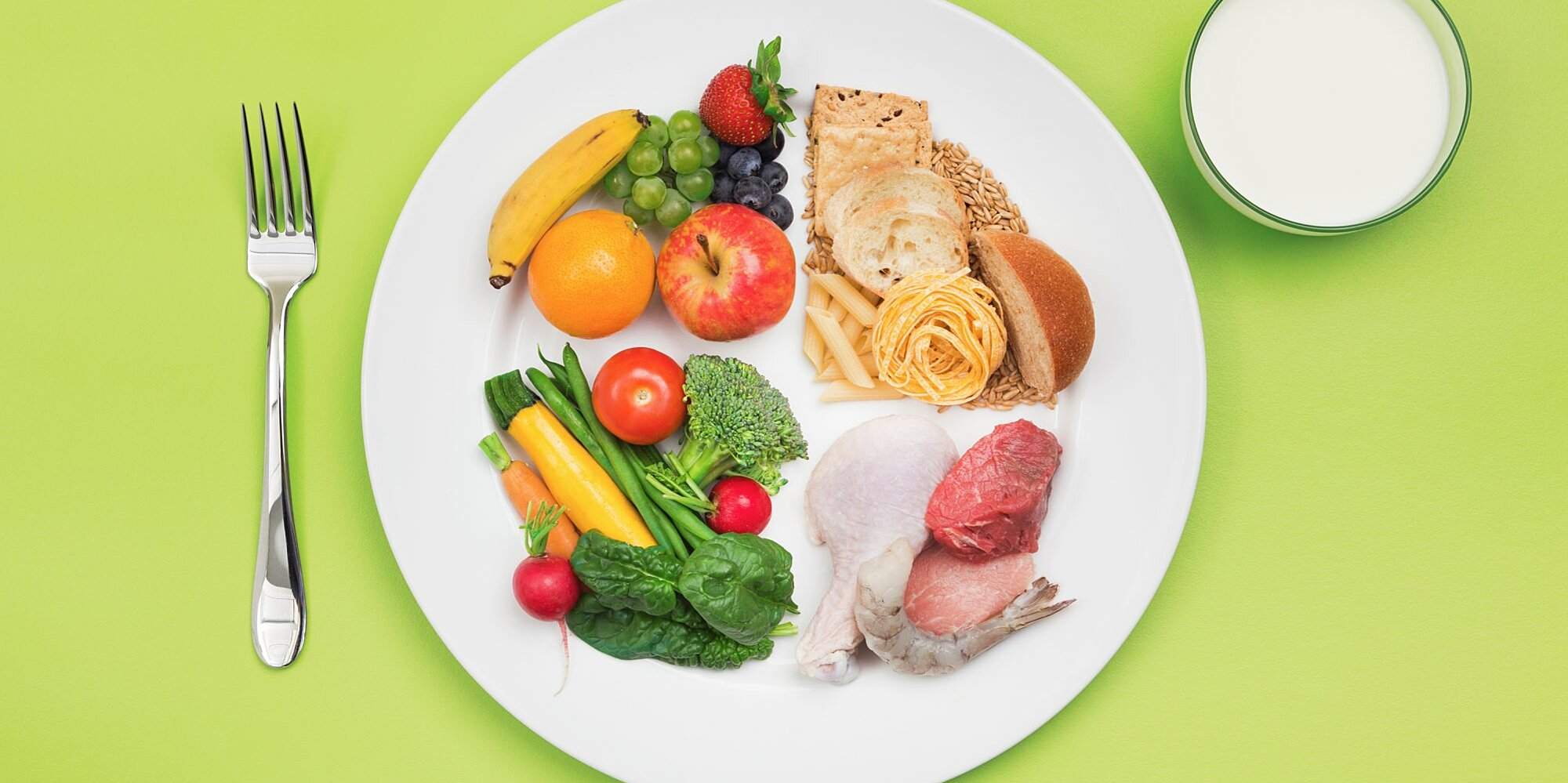 What Does Eating a Balanced Diet Actually Mean? Breaking Down the 'Good' to 'Bad' Diet Ratio