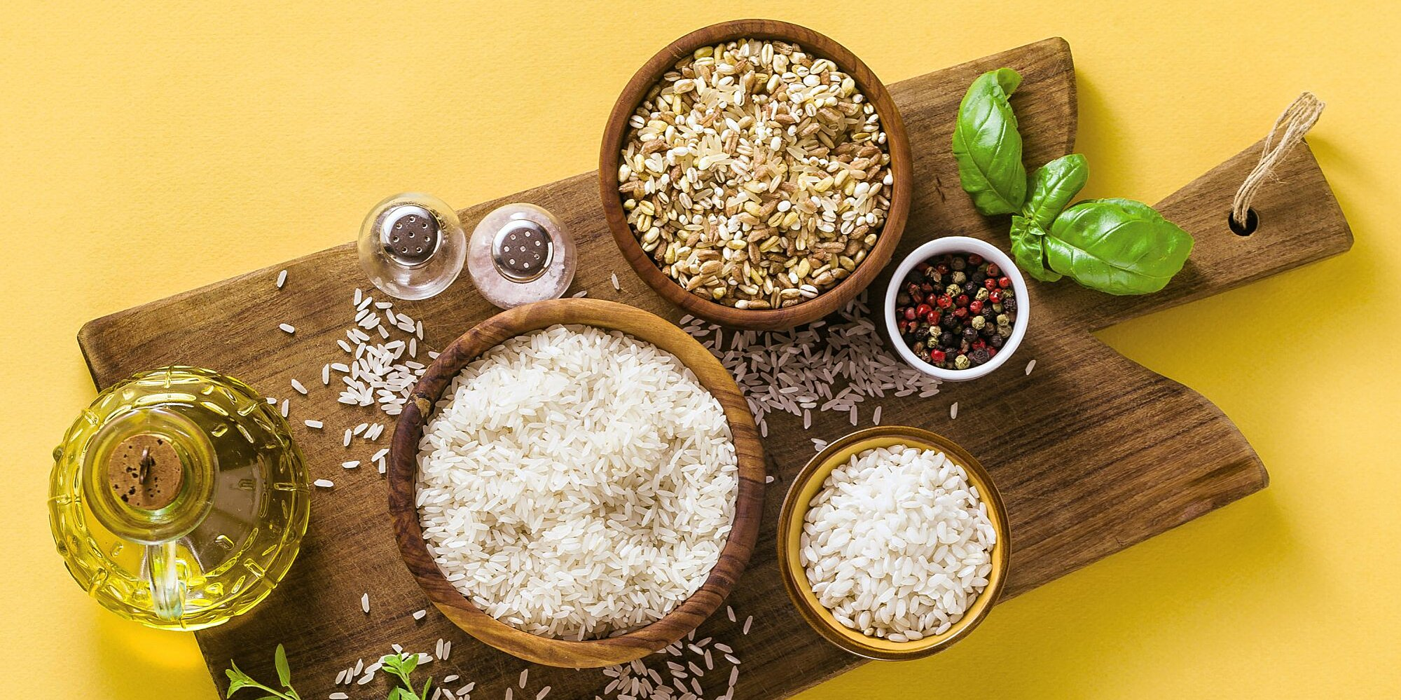 These Are the 3 Healthiest Types of Rice You Can Eat