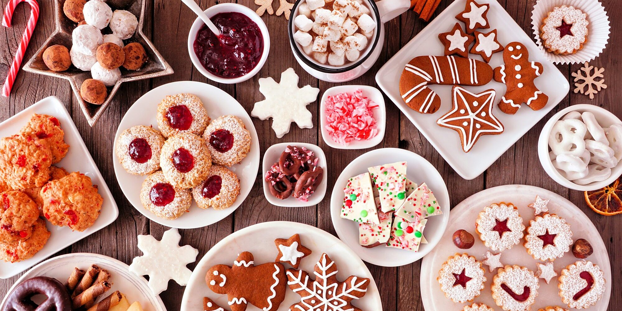This Map Shows Every State's Favorite Holiday Treat