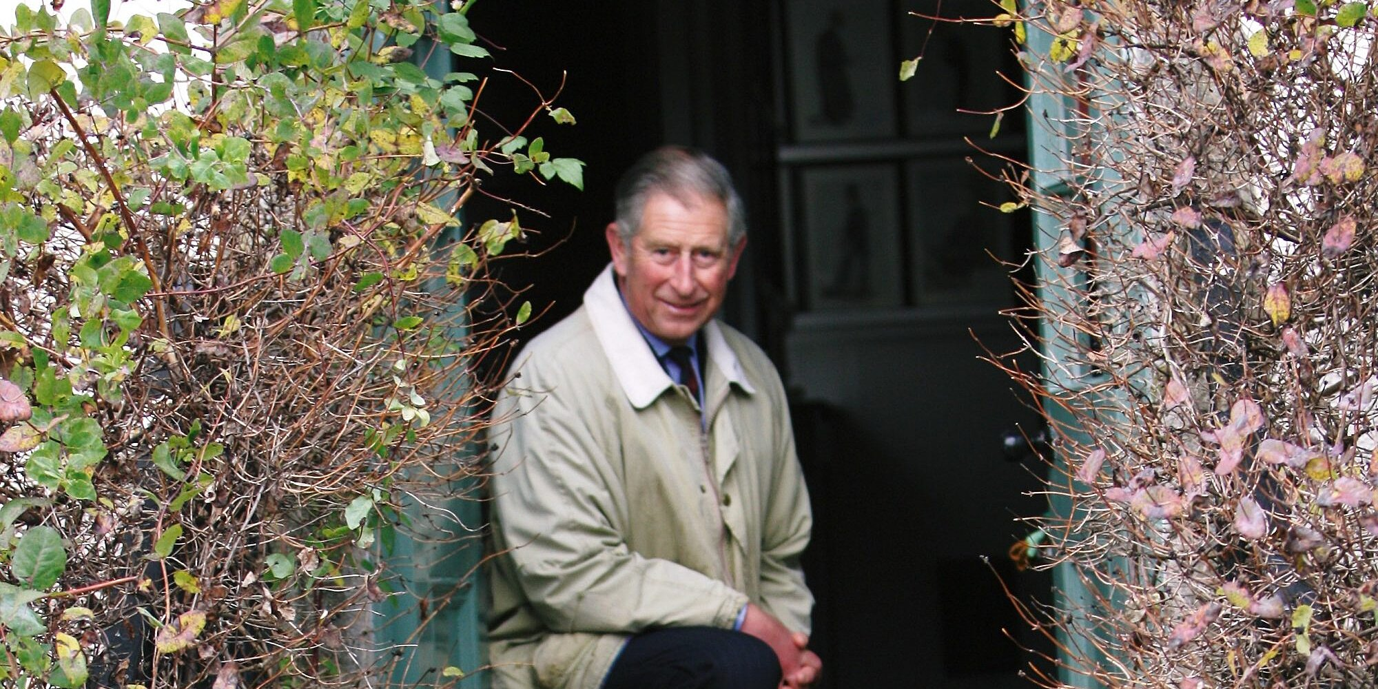 Prince Charles Is So Nuts for These Backyard 'Creatures' That He Lets Them in His House!
